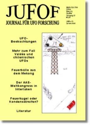 Journal für UFO-Forschung jetzt in Farbe