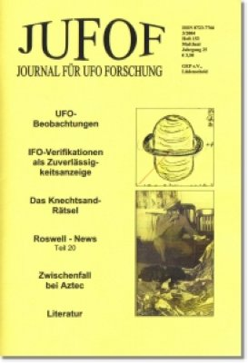 Artikel über IFO-Verifikationen im JUFOF