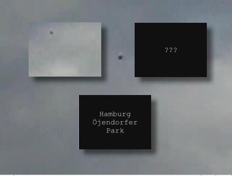 UFOs go Spectaculum (Hamburg-Öjendorf)