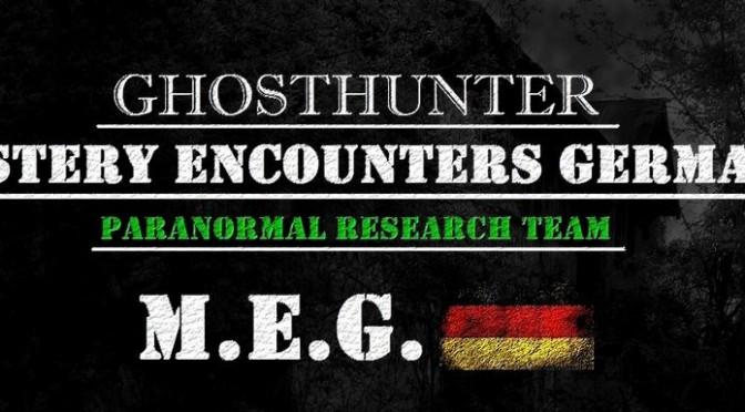Eine weitere Ghosthunting-Gruppe tritt auf den Plan