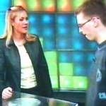 Ruth Moschner mit T.A. Günter im Gespräch