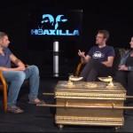 André Kramer als GEP-Vertreter mit UFO-Expertise steht den Hoaxilla-Machern Rede und Antwort.